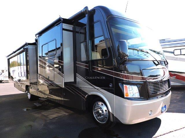Buy a Used THOR MOTOR COACH Challenger in Mesa, AZ.