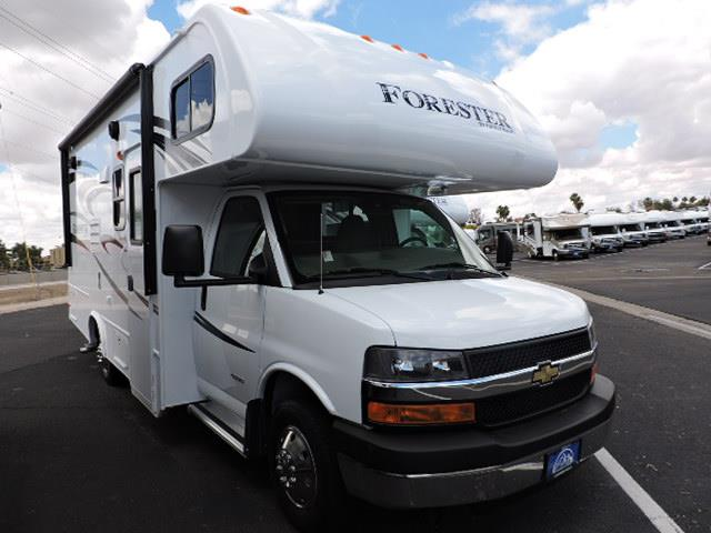 New 2015 Forest River Forester 2251LE Class C For Sale