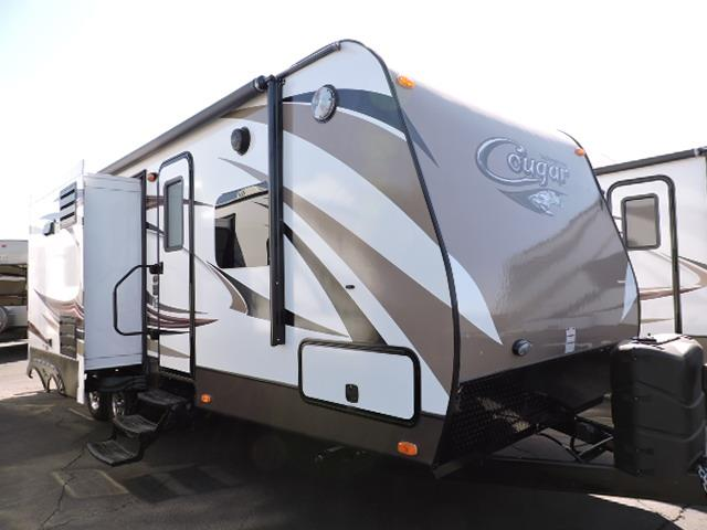 New 2015 Keystone Cougar 26RBIWE Travel Trailer For Sale