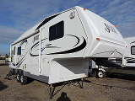 Used 2009 Thor Jazz 2550RL Fifth Wheel For Sale