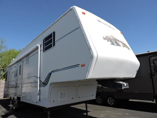 Used 2000 Sunnybrook Mobile Scout 31 Fifth Wheel For Sale