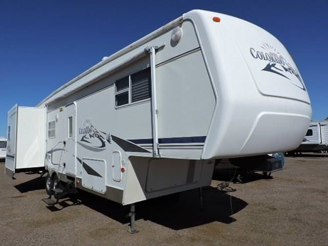 Used 2003 Dutchmen Colorado 36ESRL Fifth Wheel For Sale