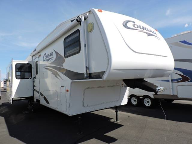 Used 2006 Keystone Cougar 309EFS Fifth Wheel For Sale