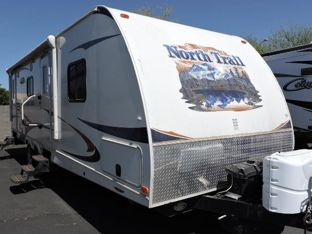 Used 2011 Heartland Northtrail 26BRSS Travel Trailer For Sale
