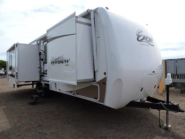 Used 2014 EXCEL WINSLOW 33CKE Travel Trailer For Sale