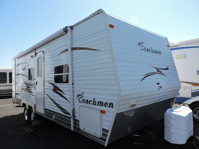 Used 2007 Coachmen Spirit Of America 24TBQ Travel Trailer For Sale
