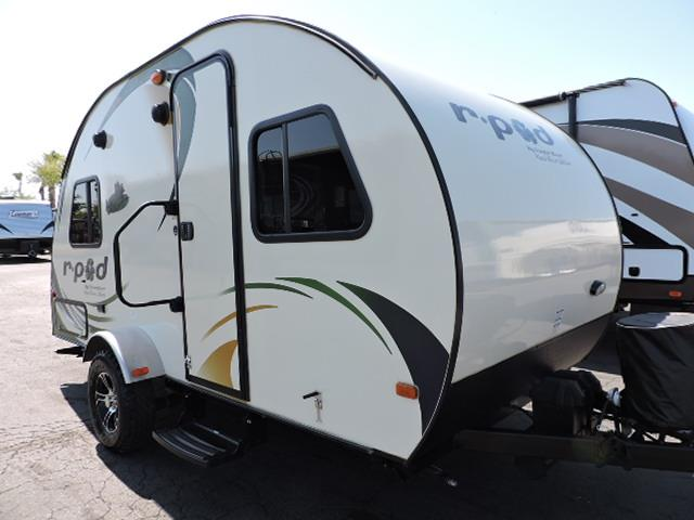 Used 2014 Forest River R POD 177 Travel Trailer For Sale