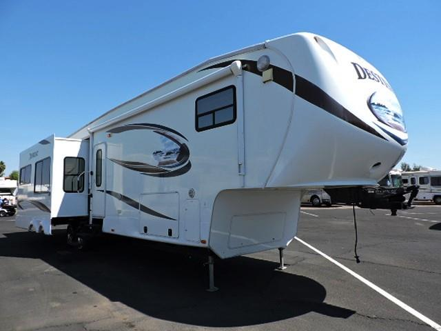 Used 2012 MVP Destiny 365RL Fifth Wheel For Sale