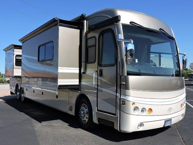 Used 2009 American Coach Allegiance 42G Class A - Diesel For Sale