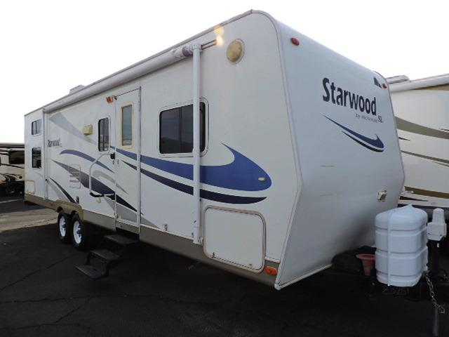 Used 2006 Mckenzie Towables Starwood 30CKS Travel Trailer For Sale