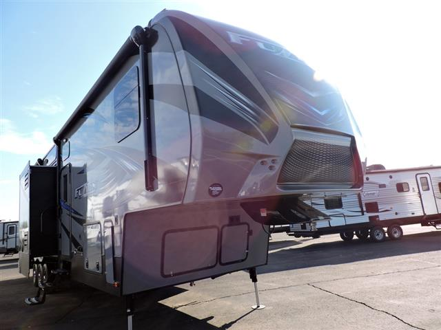 New 2016 Keystone Fuzion 416 Fifth Wheel Toyhauler For Sale