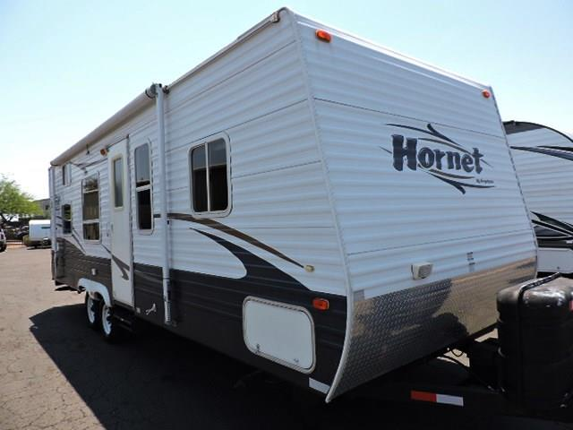 Used 2006 Keystone Hornet Sport 27BS Travel Trailer For Sale