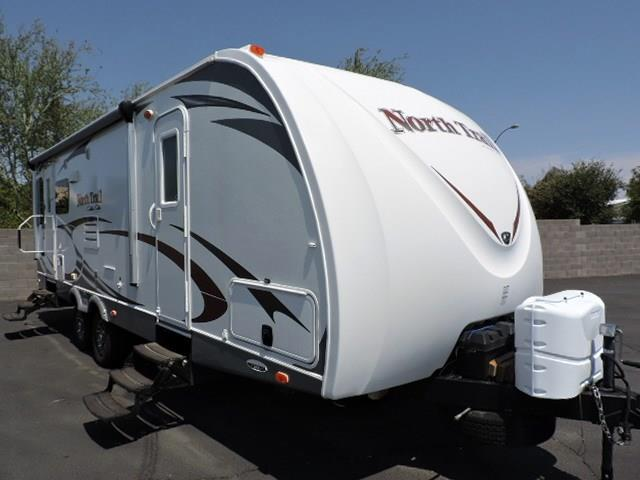 Used 2012 Heartland Northtrail 26RLSS Travel Trailer For Sale