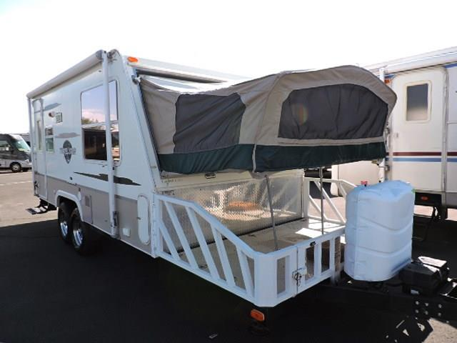 Used 2004 Starcraft Travel Star 19SD Travel Trailer For Sale