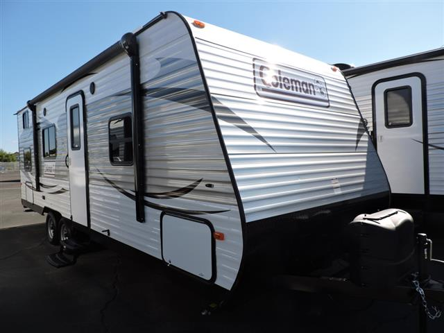 New 2016 Coleman Coleman CTS274BHWE Travel Trailer For Sale