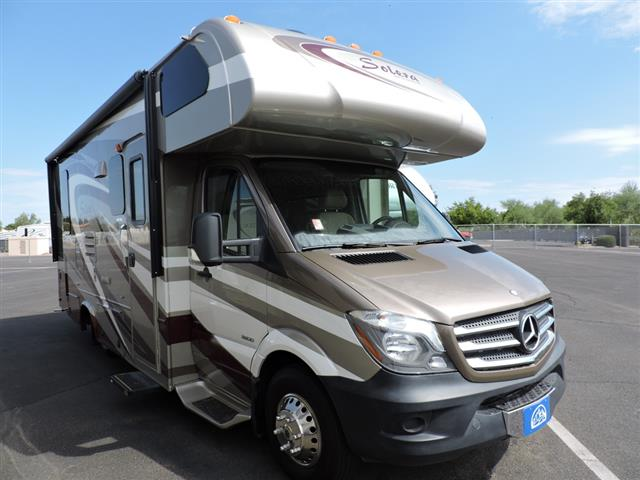 Used 2015 Forest River SOLERA 24R Class B Plus For Sale