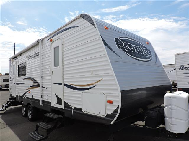 Used 2013 Heartland Prowler 24RKS Travel Trailer For Sale