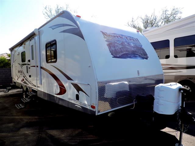 Used 2013 Heartland Northtrail 26BRSS Travel Trailer For Sale