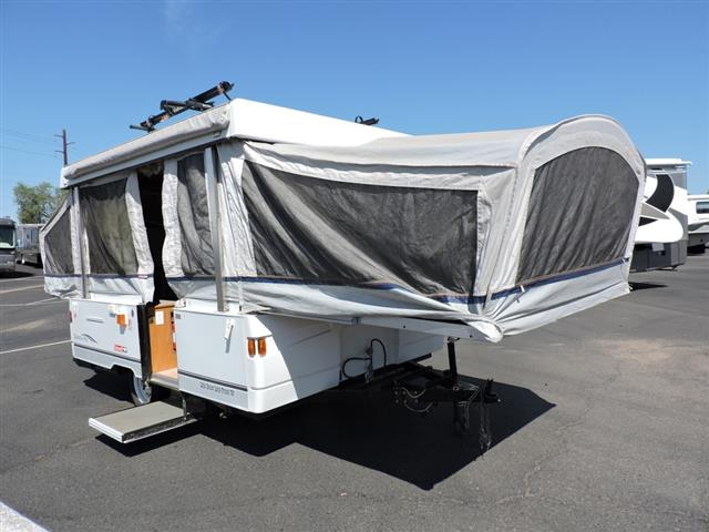 Used 2003 Coleman Santa Fe SANTA FE Pop Up For Sale