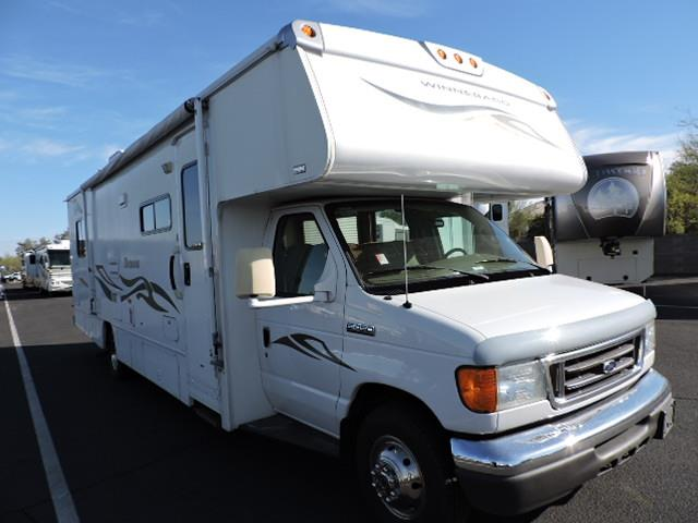 Buy a Used Winnebago Outlook in Mesa, AZ.