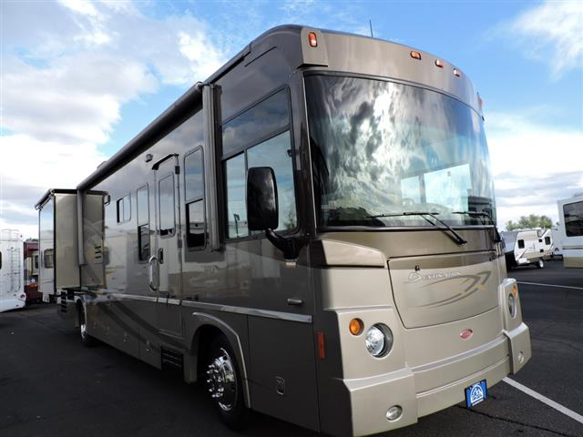 Used 2008 Winnebago Destination 37G Class A - Diesel For Sale