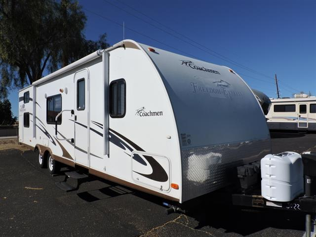 Used 2011 Coachmen Freedom Express 291QBS Travel Trailer For Sale