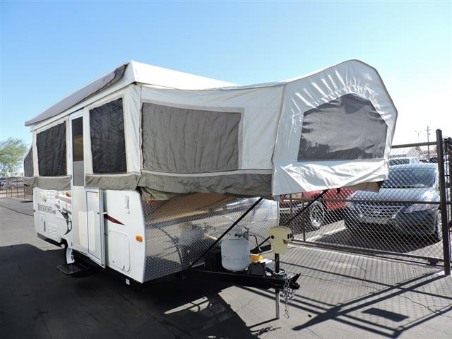 Used 2010 Rockwood Rv Premier 276 HIGH Pop Up For Sale