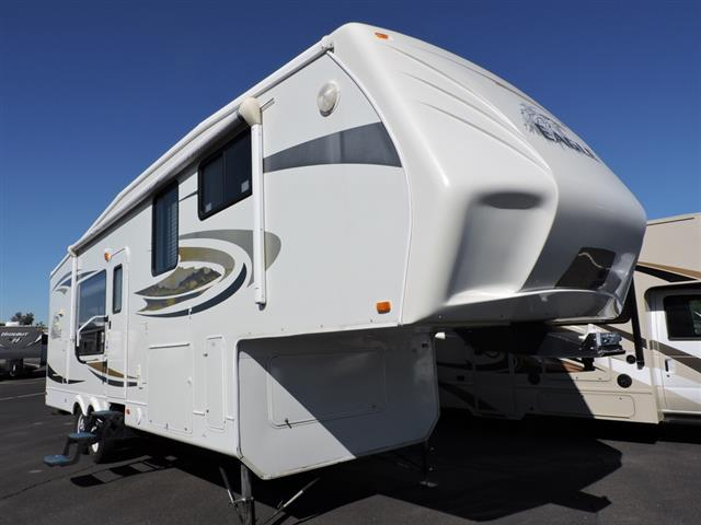Used 2009 Jayco Eagle 313RK Fifth Wheel For Sale