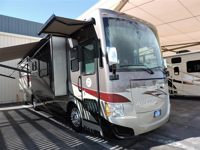 Used 2013 Allegro Allegro 34QFA Class A - Diesel For Sale