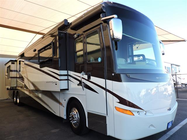 Used 2008 Newmar Mountain Aire 4523 Class A - Diesel For Sale