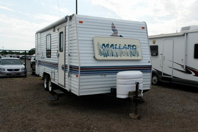 Used 1995 Fleetwood Mallard Travel Trailers For Sale In