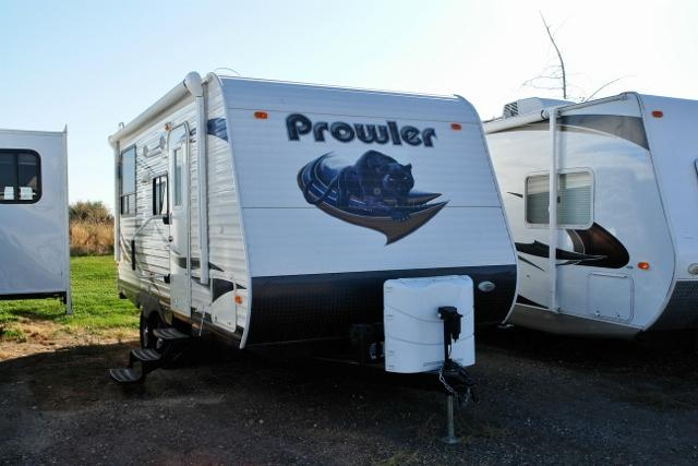 1979 Prowler Travel Trailer http://www.rvs.com/rvsales/travel-trailer/2013/heartland-prowler/236490/