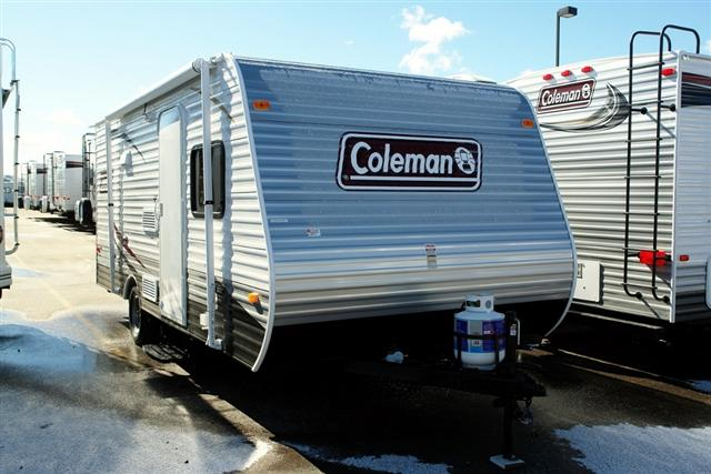 2014 Coleman EXPEDITION LT
