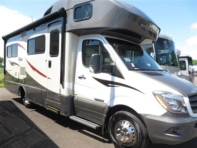 New 2017 Winnebago View