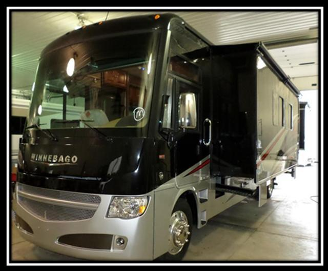 Buy a New Winnebago Adventurer in Meridian, ID.