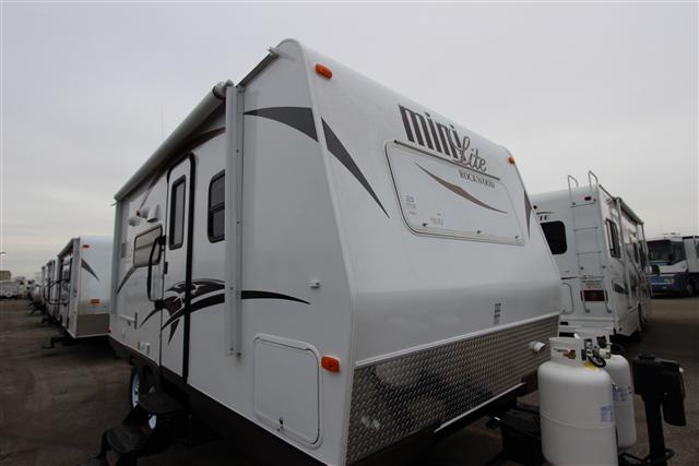 Buy a New Forest River ROCKWOOD MINI in Meridian, ID.