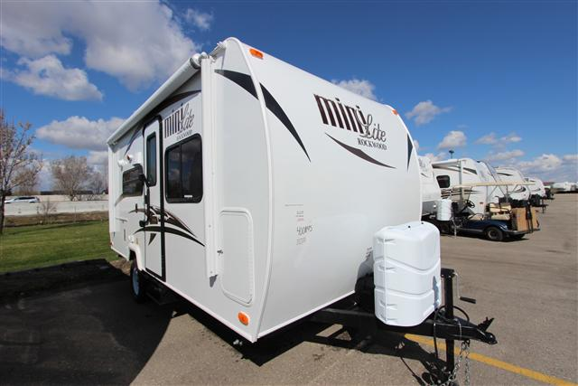 2015 Travel Trailer Forest River Rockwood Mini Lite