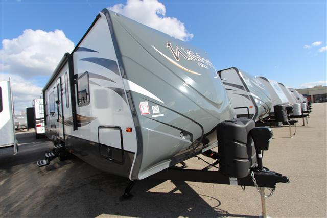 2015 Travel Trailer Forest River Wildcat