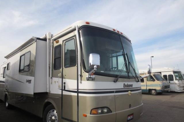 Buy a Used Holiday Rambler Endeavor in Meridian, ID.