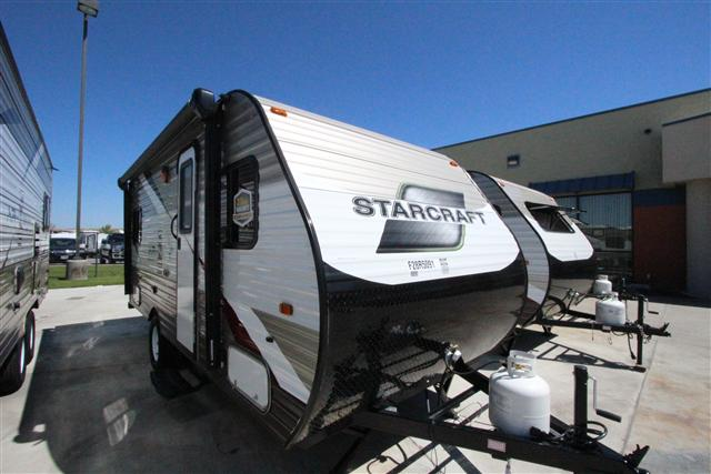 Excellent 2016 Starcraft RV ARONE 14RB Front Dinette Rear Corner Bath For Sale