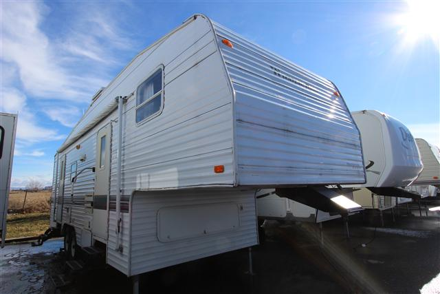 Buy a Used Fleetwood Wilderness in Meridian, ID.