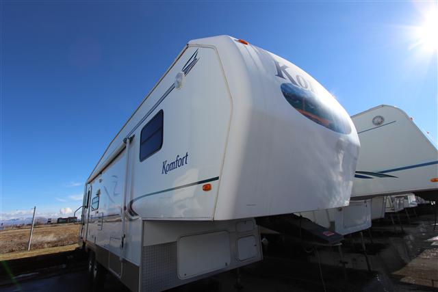 Used Fifth Wheel Komfort Rvs And Motorhomes For Sale