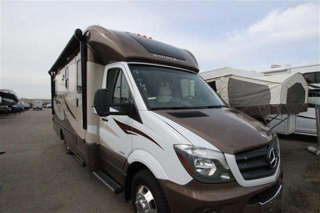 New 2015 Winnebago View