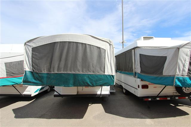 Used1997 Fleetwood Coleman Pop Up For Sale