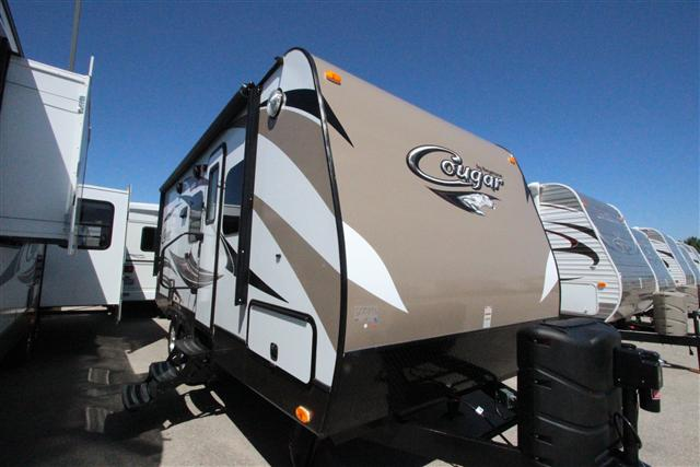 New 2016 Keystone Cougar 19RBEWE Travel Trailer For Sale