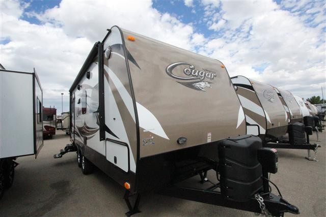 Buy a New Keystone Cougar in Meridian, ID.