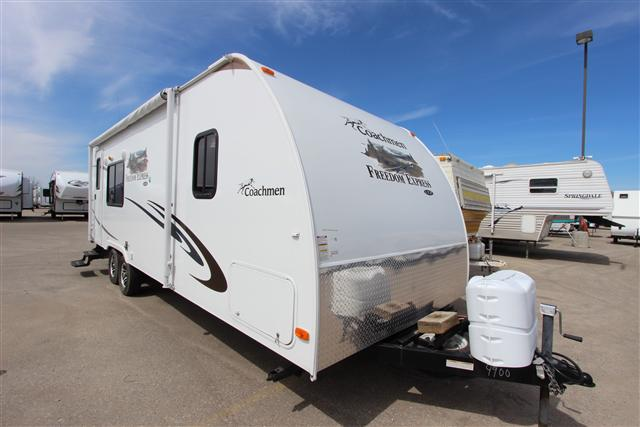 Buy a Used Coachmen Freedom Express in Meridian, ID.