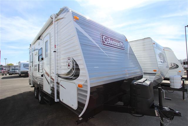 2013 Travel Trailer Coleman Coleman