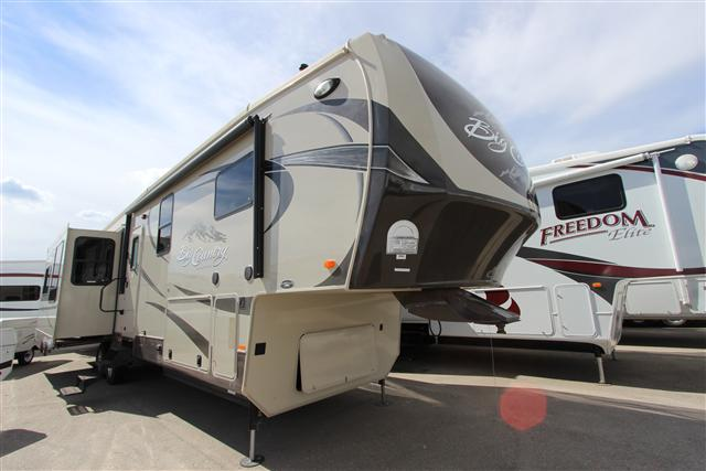 2013 Fifth Wheel Heartland Big Country
