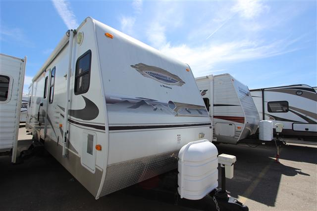 2007 Travel Trailer Montana Mountaineer